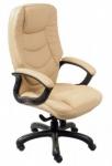 Кресло T-9970AXSN чёрное, слоновая кость